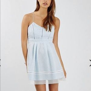 Topshop party cocktail dress. {Size 6}